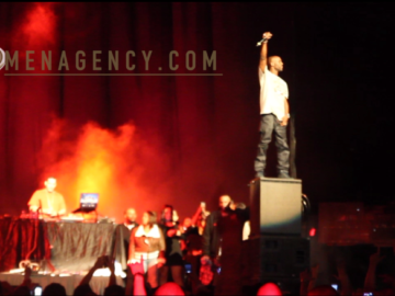 Exclusive - DMX Live at The BeatDown (BB&T FLA)