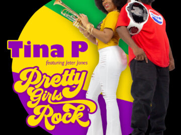 Tina P ft. Jeter Jones - Pretty Girls Rock